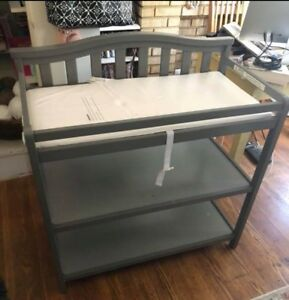 Childcraft Grey Change Table