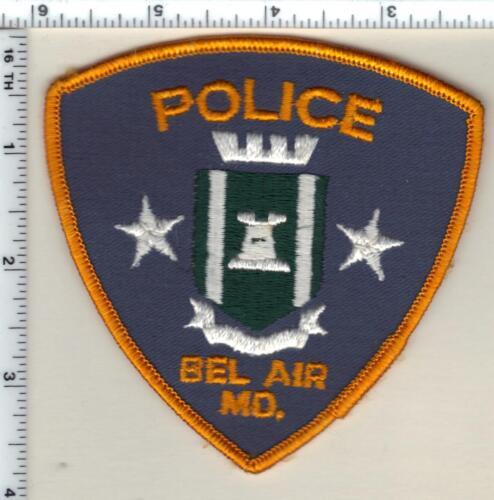 Bel Air Police (Maryland) Shoulder Patch - new 1980