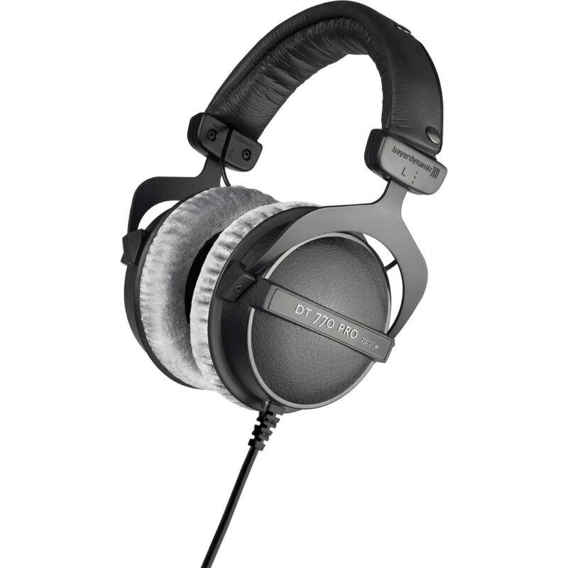 BeyerDynamic DT 770 PRO 250 Ohms Studio Headphones