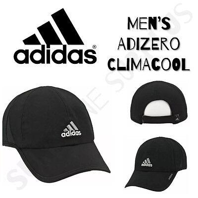 Adidas Adizero Climacool Cap Men/Women Hat Running Workout UPF50 Sun Protection