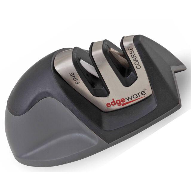 Edgeware Edge Grip MESSERSCHÄRFER  Knife Sharpener  Keramikschärfer -  2-Stufen