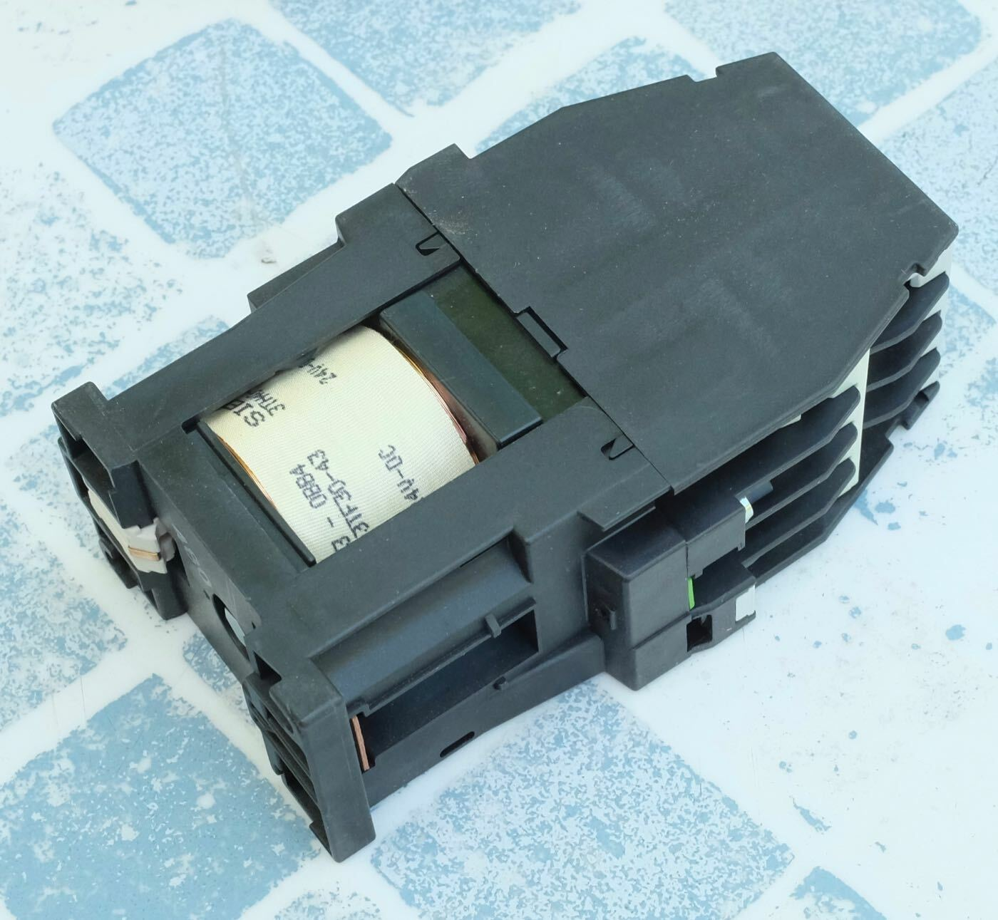 Siemens 3TH4253-0BB4 Contacteur Auxiliaire Control Relay, DC Oper, 24V, 5NO 3NC - 50,00 €