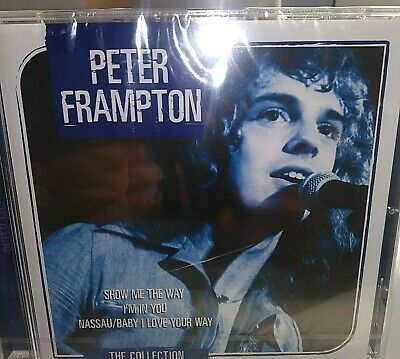 PETER FRAMPTON - THE COLLECTION NEW - VERY GOOD CD