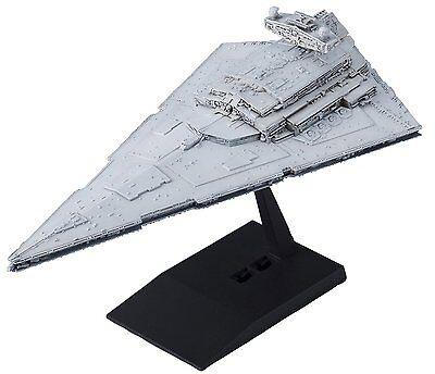 Vehicle model 001 Star Wars Star Destroyer PlasticAF27 by Bandai