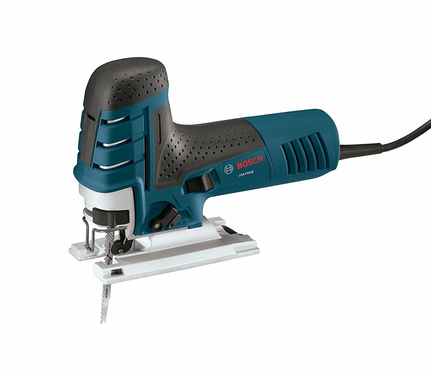 Bosch JS470EB 7-Amp Barrel-Grip Jigsaw Blue