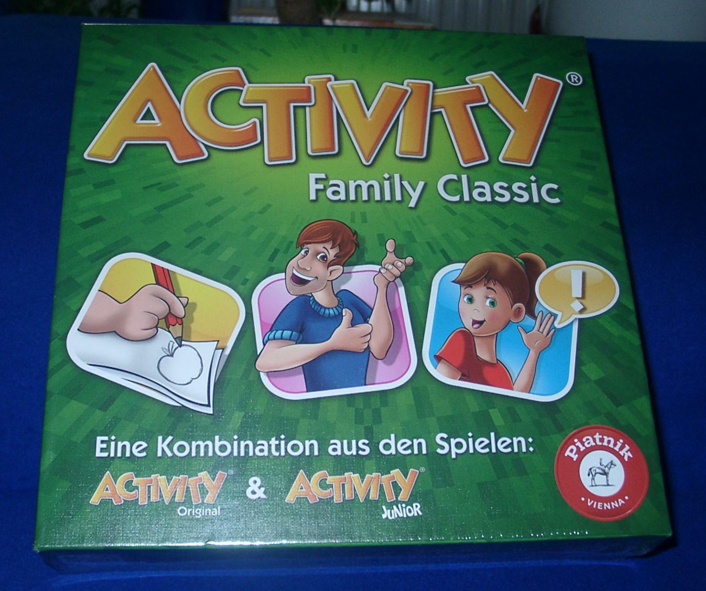 Piatnik Activity Family Classic NEU OVP