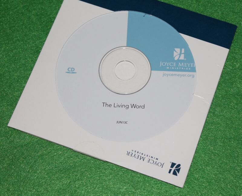 The Living Word CD / Joyce Meyer