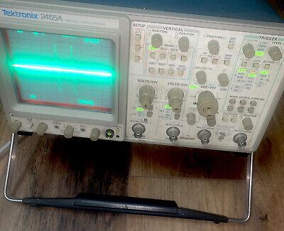 Tektronix 2465a Analog Oscilloscope