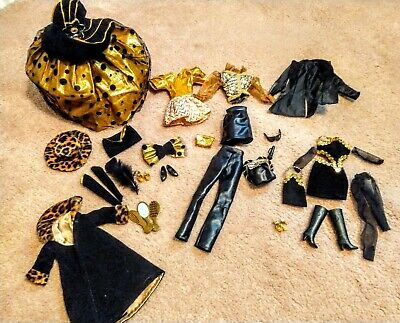 BARBIE 1990s clothes and accessories various VF