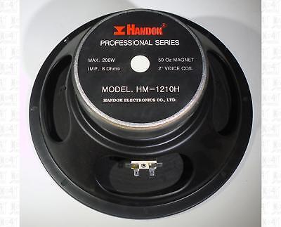 "2 Available Jbl G125a 200 Watt 12"" Driver"