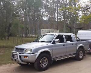 2005 Mitsubishi Triton Ute URGENT SALE Port Macquarie Port Macquarie City Preview
