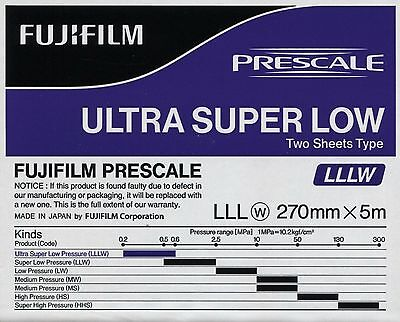 Fujifilm Prescale Ultra Low Film