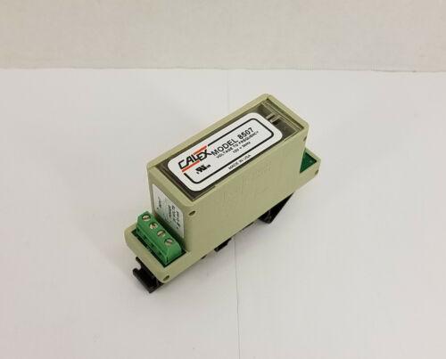 CALEX Instrumentation Model 8507 Analog to Frequency Converter (10V=5kHz)