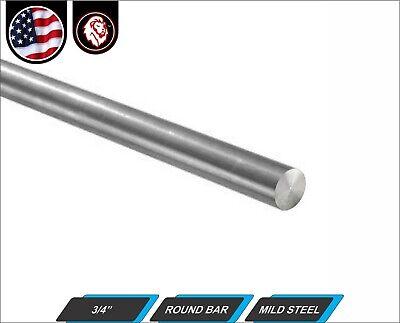 34 Metal Round Bar - Steel Rod - Metal Stock - Mild Steel - 60 Length 5-ft
