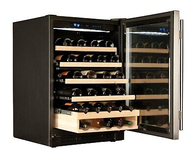 HAIER Wine Cooler 48 Bottle WC200GS NIB New Dual Zoned, used for sale  Lebanon