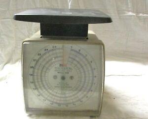 Hanson Parcel Post Scale Model 1530, Capacity 25 Pounds