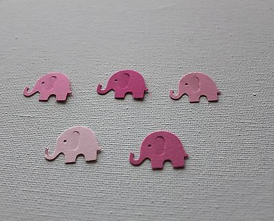 50 Martha Stewart die cut punches elephant pink baby shower girl](Baby Shower Pink Punch)