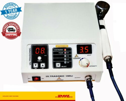 New 1Mhz Ultrasound therapy Portable ultrasonic Pain Relief Machine UTSAJL-301