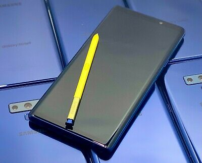 Samsung Galaxy Note 9 128GB N960U Blue AT&T Sprint T-Mobile Verizon Unlocked