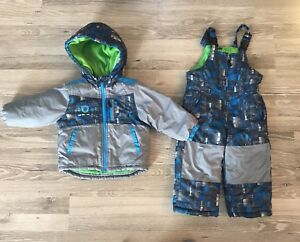 Toddler Boys 2T Snowsuit