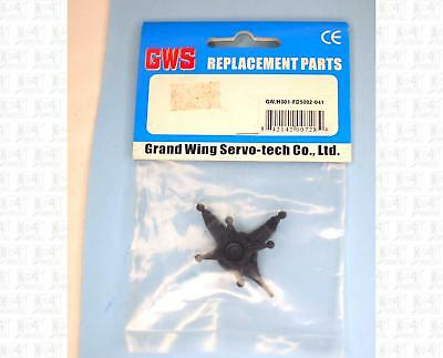 Grand Wing Servo GWS RC Parts Dragonfly Helicopter Swashplate GW-H001-FD5002-041
