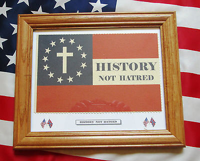 13 Star American Civil War Flag...Southern, Christian Flag, HISTORY not HATRED