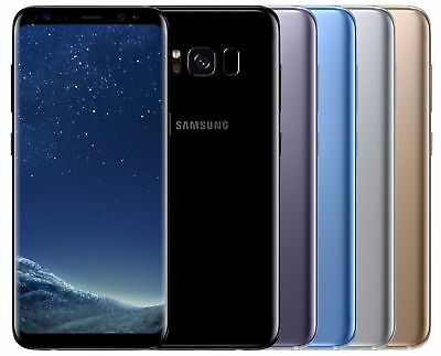 Samsung S8+ PLUS G955u 64GB 4G LTE GSM Unlocked Smartphone