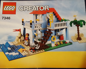 LEGO Creator Seaside House 3 in 1- Retired Product- 415 pcs