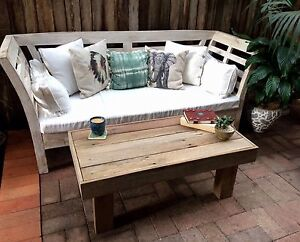 New recycled timber coffee table Elanora Heights Pittwater Area Preview