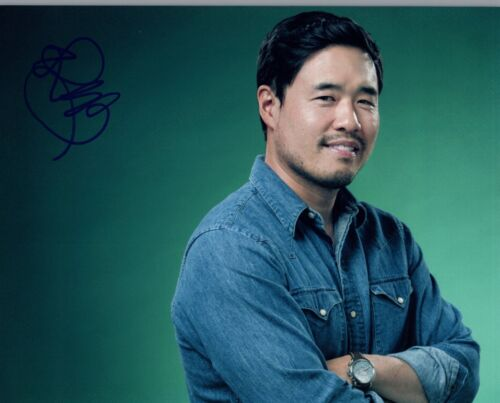 Randall Park Signed Autograph 8x10 Photo Fresh Off The Boat The Interview COA AB