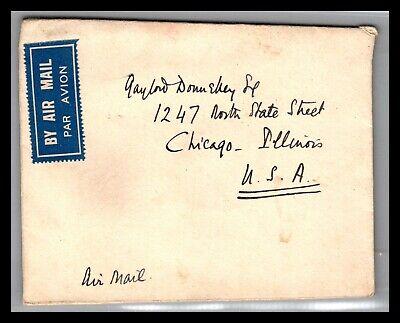 GP GOLDPATH: BURMA COVER 1939 AIR MAIL _CV683_P14