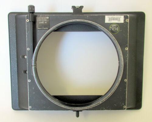 MATTE BOX – ARRI LMB-4 6X6 CLAMP ON – 2-STAGE