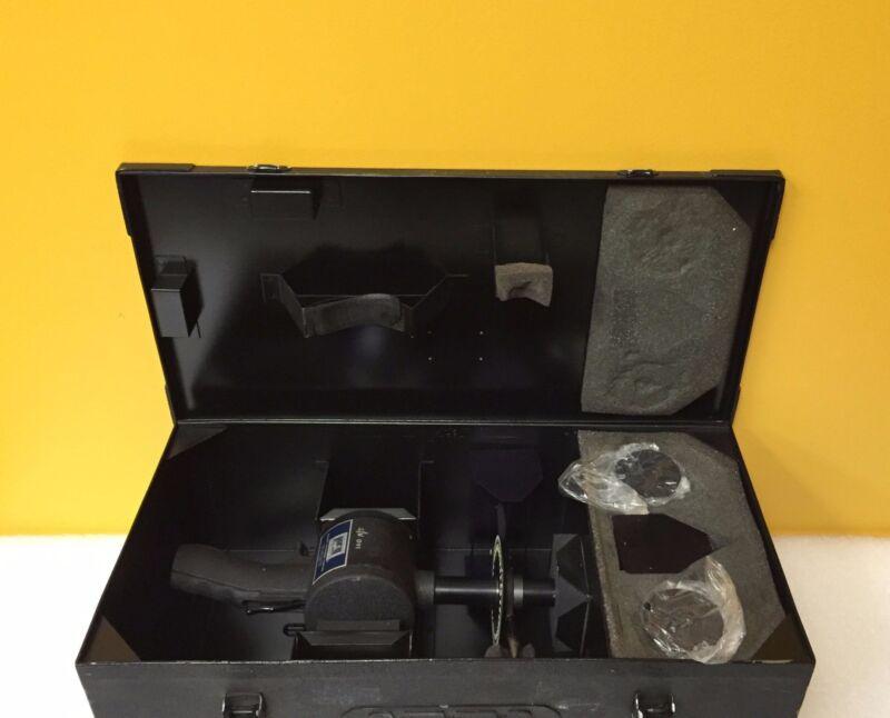 """Belfort Instrument 300-11374 Rev: A """"Vintage"""" Handheld Anemometer + Case & Accys"""