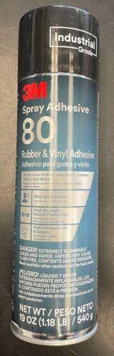 3M 19 oz Aerosol Yellow Spray Adhesive High Tack, ***3 PACK***