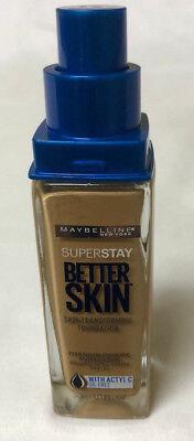 Maybelline Better Skin Transforming Liquid Foundation 45 Sand Beige NO