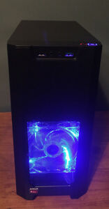 AMD Quad Core Gaming Desktop PC Computer 3.8G 8GB 1TB Win 10 Custom Built System