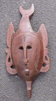 Neu New Guinea Maske Mask Asmat