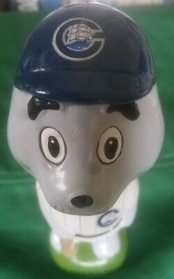 "LOU SEAL BOBBLE HEAD TOY STATUE FIGURE BRAND NEW in BOX 7"" COLUMBUS CLIPPERS AAA"