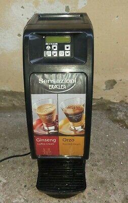 Eraclea macchina espresso ginseng orzo caffè