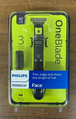 Philips Norelco Oneblade Hybrid Electric Trimmer and Shaver (QP2520/70) New