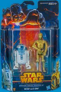 2013-Star-Wars-Mission-Series-Tantive-IV-C3PO-R2D2-Droids-Action-Figure-Pack