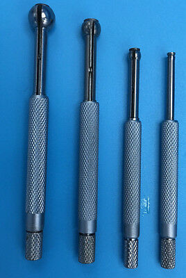 4 Pc Full-ball Small Hole Precision Gauge Set 18-12 3-13mm