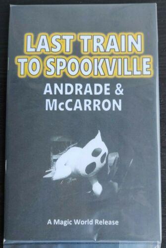 Last Train to Spookville (Andrade & McCarron) -- Spook Show, Ghost Cabinet