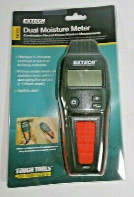 Extech Mo55 Combination Pinpinless Moisture Meter