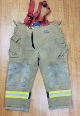 Morning Pride Ranger Firefighter Bunker Turnout Pants 46 X 30 12