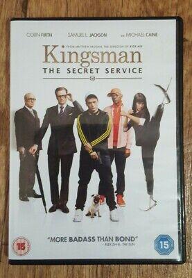 Kingsman: The Secret Service - DVD, 2015