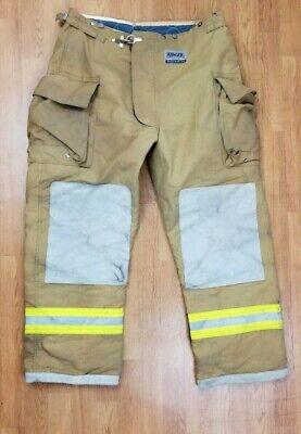 Morning Pride Ranger Firefighter Bunker Turnout Pants 42 X 32 10