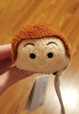 Disney Mini Tsum Tsum Plush Hans from Frozen Authentic Disney Parks USA NWT