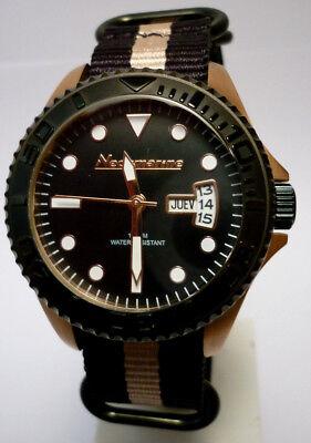 Reloj NECKMARINE. WR 100 M. . Nuevo. Garantía oficial 2 años.