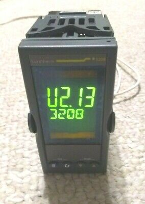 Eurotherm 3208ccvhttrxrxclg Programmable Temperature Process Controller